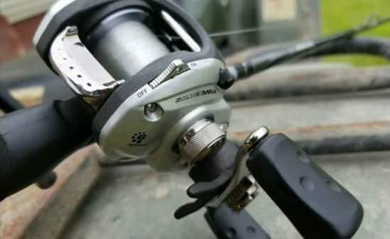 abu garcia silver max key features
