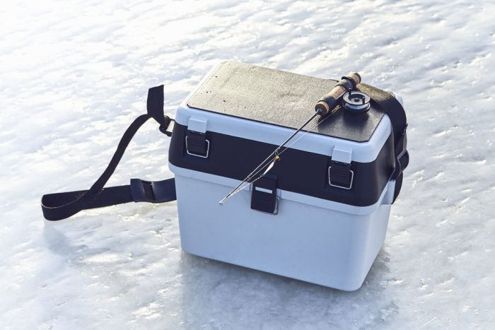 Ice Fishing Cooler