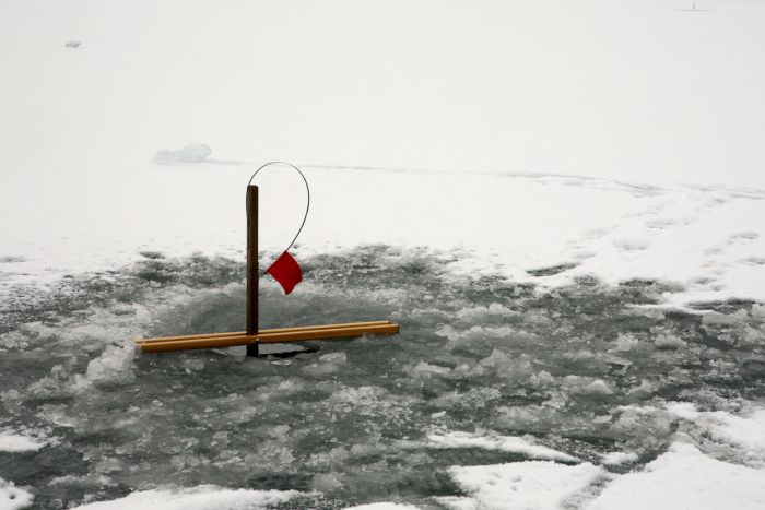 Ice Fishing Tip Ups